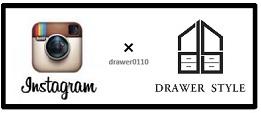 Drawer Style Instagram